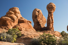 Arches National Park, Utah, USA Stock Image