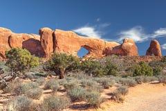 Arches National Park, Utah, USA Royalty Free Stock Image