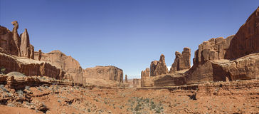 Arches National Park, Utah Royalty Free Stock Photos