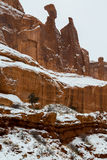 Arches National Park in Utah Stock Images