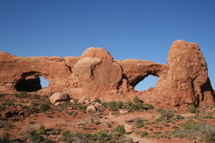 Arches NationalPark Stock Images