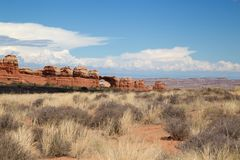 Arches NP. Arches National park, Utah, USA Stock Photography