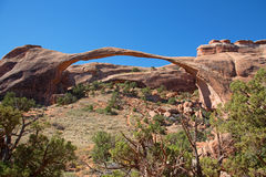 Arches NP Royalty Free Stock Photography