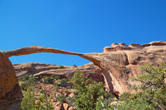 Arches NP Stock Photo
