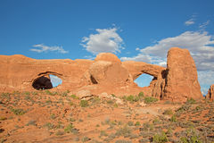Arches NP Royalty Free Stock Photo