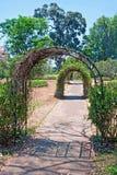 Arches in the park of Kandy, Sri Lanka Stock Photos