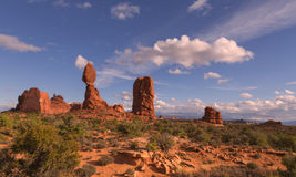 Arches Park Royalty Free Stock Images
