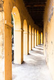 Arches and passageway Stock Photos