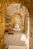 Arches, Pergamon Royalty Free Stock Photo