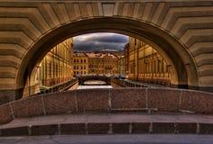 arches petersburg Στοκ Εικόνες