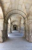 Arches on Royal Monastery Stock Photo