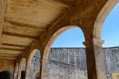 Arches at San Cristobal Fort Royalty Free Stock Photography