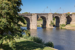 Old Bridge Carcassonne France Royalty Free Stock Photo