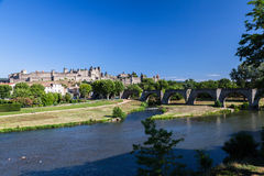 Carcassonne France Stock Images