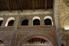 Arches in Toledo Stock Photo