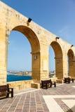 Arches Upper Barrakka Gardens Royalty Free Stock Photos