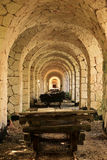 Arches of Xcaret Royalty Free Stock Photo