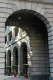 Archi Fotografia Stock Libera da Diritti