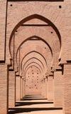 Archi 5 della moschea Immagine Stock Libera da Diritti