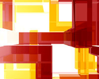 Archi abstrait Structure001 Images stock