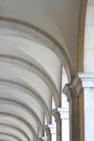 Archi astratti Fotografia Stock Libera da Diritti