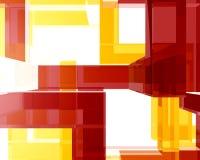 Archi astratto Structure001 Immagini Stock