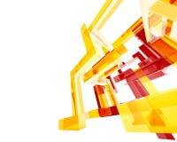 Archi astratto Structure003 Fotografia Stock