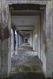 Archi del mausoleo Fotografie Stock Libere da Diritti