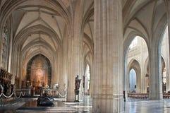 Archi medioevali fotografia stock libera da diritti