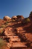 Archi rossi della roccia Fotografia Stock Libera da Diritti