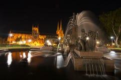 Archibald Fountain Foto de archivo