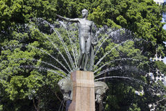 Archibald Fountain, Hyde Park, Sydney Stock Photos