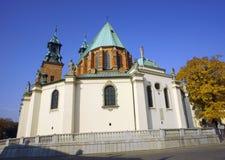 archicathedral gniezno βασιλικών Στοκ Εικόνα