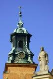 archicathedral gniezno βασιλικών Στοκ Φωτογραφία