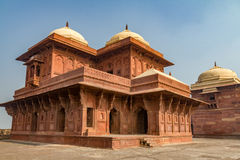 Archictecture Mughal της πόλης Agra, Ινδία Στοκ εικόνα με δικαίωμα ελεύθερης χρήσης