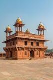 Archictecture Mughal της πόλης Agra, Ινδία Στοκ Φωτογραφίες