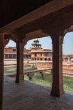 Archictecture Mughal της πόλης Agra, Ινδία Στοκ Εικόνα