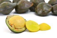 archidendron jiringa种子 库存照片