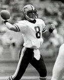 Archie Manning New Orleans Saints Στοκ Εικόνα
