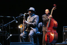 Archie Shepp Royalty Free Stock Image