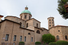 Archiepiscopal museum in Ravenna, Italy Royalty Free Stock Photo