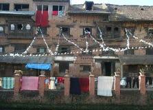 Archietectura Непал Стоковое Изображение
