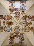 Archiginnasio, Μπολόνια Στοκ φωτογραφία με δικαίωμα ελεύθερης χρήσης