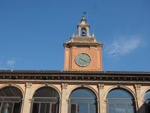 Archiginnasio στη Μπολόνια Στοκ φωτογραφίες με δικαίωμα ελεύθερης χρήσης