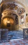 Archiginnasio της Μπολόνιας. Αιμιλία-Ρωμανία. Ιταλία. Στοκ εικόνες με δικαίωμα ελεύθερης χρήσης