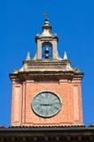 Archiginnasio της Μπολόνιας. Αιμιλία-Ρωμανία. Ιταλία. Στοκ φωτογραφία με δικαίωμα ελεύθερης χρήσης