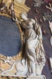 Archiginnasio της Μπολόνιας. Αιμιλία-Ρωμανία. Ιταλία. Στοκ Φωτογραφία