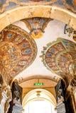 Archiginnasio of Bologna Stock Image