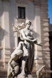 Historic statue Stock Image