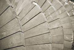 Archimedes-Schraubenblatt 2 Lizenzfreie Stockfotos